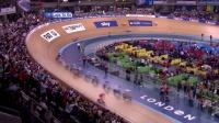 视频: 2016伦敦场地世锦赛 男子麦迪逊赛 决赛回顾