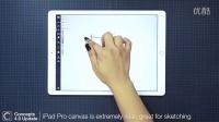 打開iPad Pro包裝盒+感受在iPad Pro上使用概念畫闆手繪的觸感