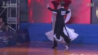 2016年世界舞蹈超级巨星亚洲巡回赛(杭州站)世界业余组S半决赛狐步赵艺恒 龙淑怡