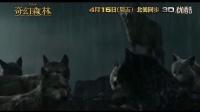 《奇幻森林》中文预告首发 特效出色真假难辨 影片定档4月15日