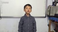 三叶草国际英语 赵浚蘅 英文演讲《儿童节》