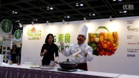 20160310 亞洲素食展尤瑞昌師傅烹飪示範紅糖酥貢棗Part 4