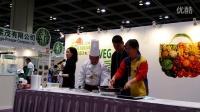 20160310 亞洲素食展尤瑞昌師傅烹飪示範紅糖酥貢棗Part 5