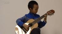 学员张清元(6岁),演奏《小星星》-孙鹏飞吉他工作室