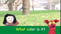 英爱教育 - 基础1 - 儿童歌曲 - 这是什么颜色(与动物联系)