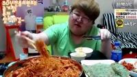 2207韩国吃播吃出个未来·韩国女主播吃货韩国吃播吃饭直播真的是什么都吃,大胃王减肥美食视频美食人生大学生做菜