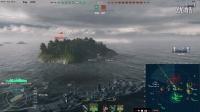 战舰世界美巡新奥尔良破不利战局2016.3.11最终版
