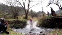 视频: 龙南美利达骑行张古段越野