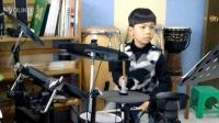 视频: 金睿定架子鼓solo一一江都区沙龙架子鼓吉他工作室QQ304411086