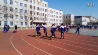 视频: 二中独轮车    车文涛小组课间练习