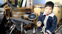 视频: 陈皓楠架子鼓《铃儿响叮当》一一江都区沙龙架子鼓吉他工作室QQ304411086