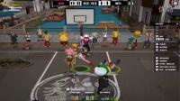 【橘子橙】自由街头篮球pf大前锋电脑游戏 这局打的比较疯狂