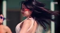【网吐】美女秀夏日姐妹淘比基尼+公路玩滑板性感