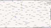 梁邱镇83个行政村, 197平方公里 - 地图浏览看到的