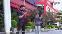 【魔力传媒】外国男子台湾街头向陌生路人约炮