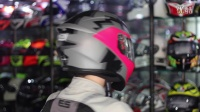 Nick选装备--AGV K3 SV头盔展示