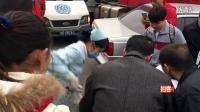 【拍客】实拍深圳大货车撞捷达 小男孩被撞倒地不起急救现场