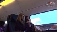 火车上超贱的爱情动作片恶作剧