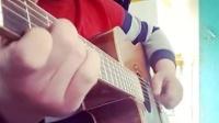 陈楚生姑娘吉他弹唱