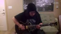 美国品牌Volante Guitars吉他测试 墨西哥吉他手Carlos弹奏 摇滚&重金属乐