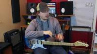 美国品牌Volante Guitars  VS-4Q Demo 吉他测试 美国吉他手Robert弹奏 蓝调&摇滚&重金属乐