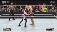 WWE 女ryona