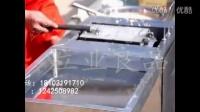 固安县芝麻蛋卷机,不锈钢蛋糕机