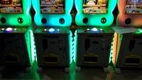 视频: 儿童拍拍乐游戏机电玩城投币双人格斗游戏机现货促销