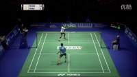 Swiss Open 2016 - Badminton SF M3-MS - Tzu Wei Wang vs H.S Prannoy