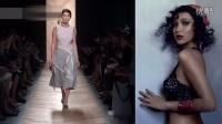欧美性感美女模特蕾丝短裙秀