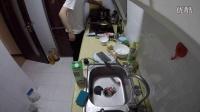 自制蛋挞延时摄影