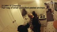 留学生活-制作新奥尔良海鲜什锦饭