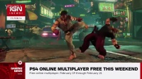 PlayStation 4 Online Multiplayer Free to All This Weekend - IGN News