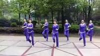 常德临江公园活力广场舞牛仔舞《阿拉蕾》舞蹈和教学