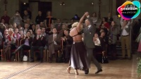 2016年欧洲体育舞蹈表演舞锦标赛摩登舞决赛Garbuzov - Menzinger