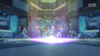 猎车兽魂 三宝玩具 动画片 预告片15秒 对撞合体 自动变形 第五代变形玩具