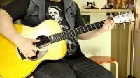 【阳仔玩吉他】吉他弹唱 爱之初体验 简单教学 张震岳 酒吧歌手