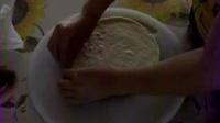 披萨 培根黑橄榄披萨