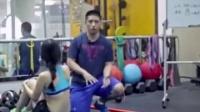 [腹部]仰卧起坐正确姿势练髂腰肌/卷腹练腹肌
