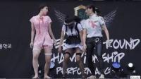 韩国少女的僵尸舞……编舞太赞。。看得好爽!