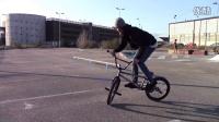 视频: Venissieux _ Streetgones BMX _ 27.03.16