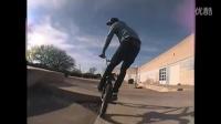 视频: BMX - Mike Elias To Yo Dome