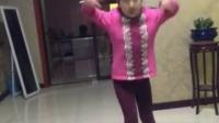 介休小美女舞蹈欣赏#我身边的舞神#