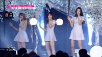 Produce 101《在同一个地方》舞台 金度妍 姜诗罗 俞延晶 尹彩京 韩惠利 金昭希(B1A4真英作词作曲)