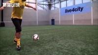 巴西室内足球之王-法尔考 过人五招!