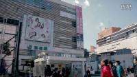 """""""古神的低语""""东京海报绘制全过程"""