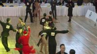 """2016年第十八届CBDF""""院校杯""""公开赛甲A组L第一轮桑巴【VIP】龚超群 卓莲薇1"""