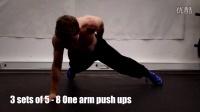超励志超热血 徒手无器械健身 肌肉锻炼计划教程