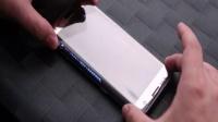 【启航科技】三星S7EDGE评测全屏钢化玻璃膜暴力火烧剪刀刮测试