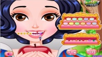 白雪公主牙齿保健 白雪公主动画片中文国语版 白雪公主之神秘爸爸 七个小矮人